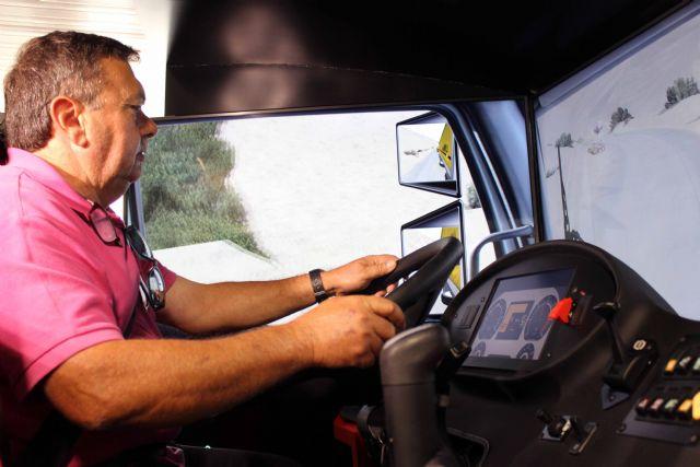 Froet refuerza su compromiso con la seguridad con la adquisición de un simulador de conducción de última generación - 1, Foto 1