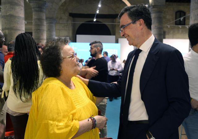 José Ballesta: Nos mueve el sano orgullo de ser murcianos - 3, Foto 3