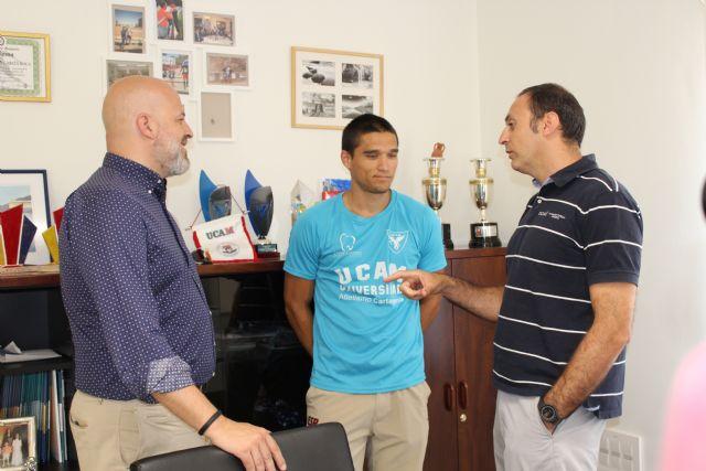 Cartagena acoge un encuentro trasnacional de mejora de la salud infantil a través del atletismo - 1, Foto 1