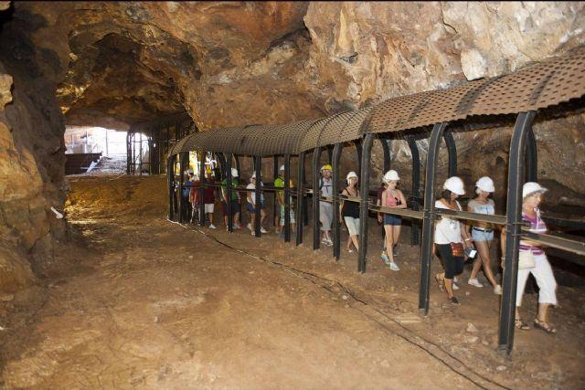 Agotadas las plazas para las visitas a Cueva Victoria - 1, Foto 1