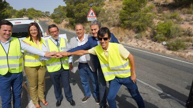 Las nuevas señales electrónicas de la DGT detectan y alertan a los conductores de la presencia de ciclistas en puntos críticos de las carreteras convencionales de la Región - 2, Foto 2