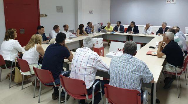 El PSOE exige una comisi�n de investigaci�n en la Asamblea sobre la adjudicaci�n del servicio de ambulancias, Foto 1