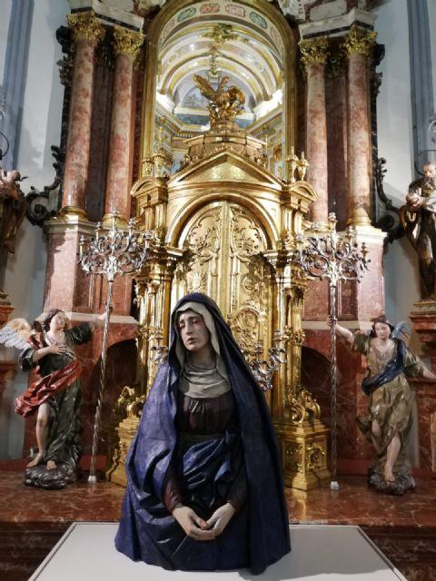 Últimos días para visitar la exposición 'Barro, madera y sangre' en San Juan de Dios - 1, Foto 1