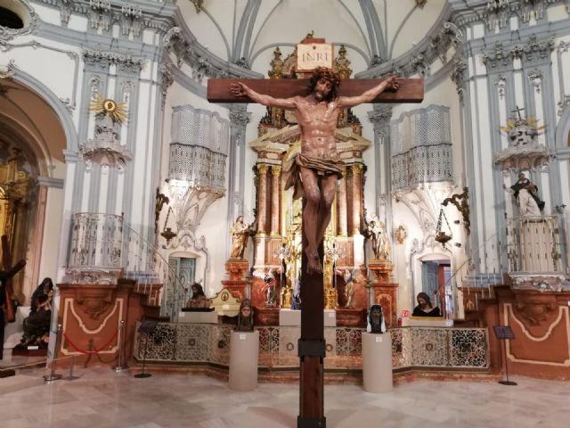Últimos días para visitar la exposición 'Barro, madera y sangre' en San Juan de Dios - 2, Foto 2