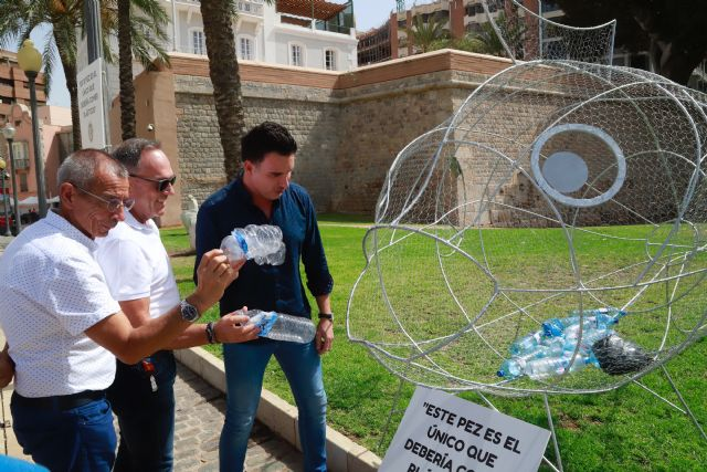 La campaña de sostenibilidad de La Mar de Músicas estará dirigida a concienciar que las playas sean espacios limpios de plástico - 2, Foto 2