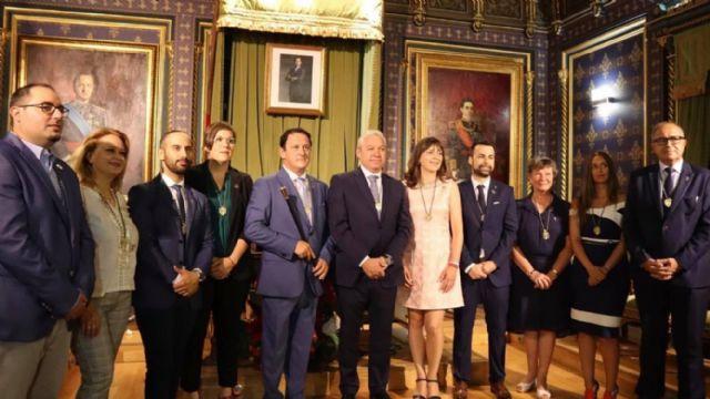 El alcalde decreta el reparto de las concejalías delegadas entre los ediles del equipo de gobierno, Foto 1