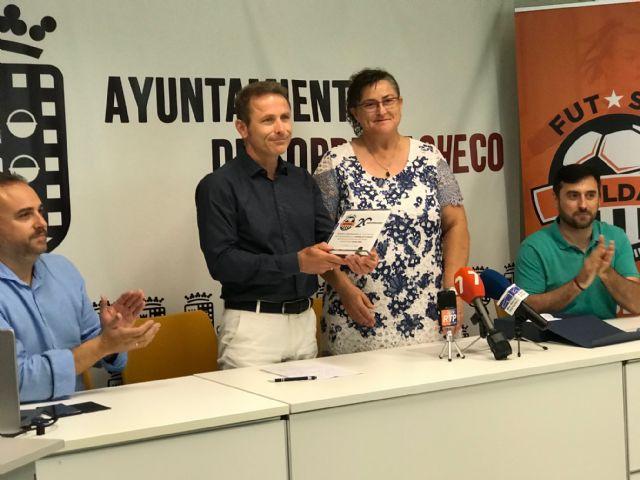 Presentación oficial de la nueva imagen del Roldán Fútbol Sala Femenino - 1, Foto 1