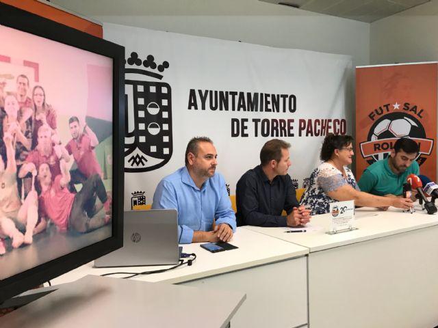 Presentación oficial de la nueva imagen del Roldán Fútbol Sala Femenino - 2, Foto 2