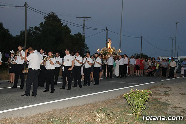 The Local Police will cut the road RM-E27, crossing El Paretón, next Sunday, at least for one hour - 1