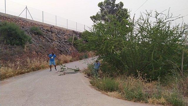 [Brigada municipal: trabajos del 12 de julio