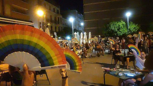 Homenaje en el barrio murciano de Santa Eulalia a Samuel Luiz - 4, Foto 4