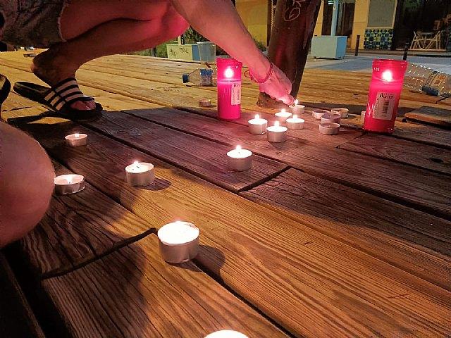 Homenaje en el barrio murciano de Santa Eulalia a Samuel Luiz - 5, Foto 5