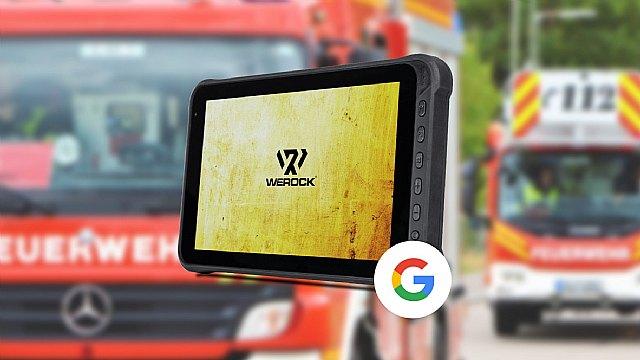 WEROCK actualiza la tableta totalmente robusta Rocktab L110 - 1, Foto 1