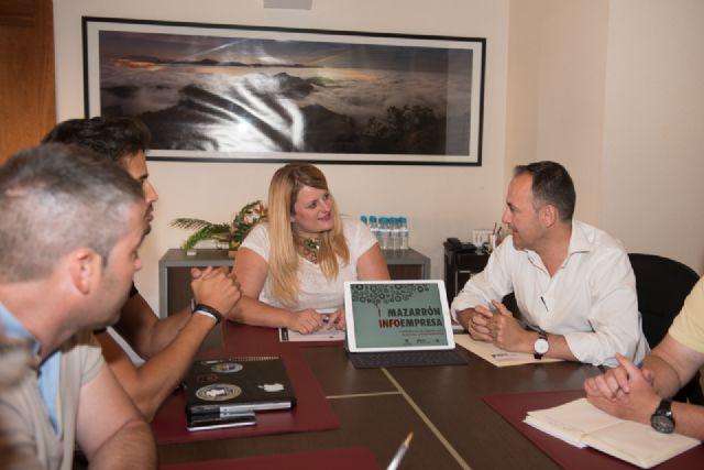 El INFO diseña un ciclo empresarial destinado a los emprendedores del municipio, Foto 1