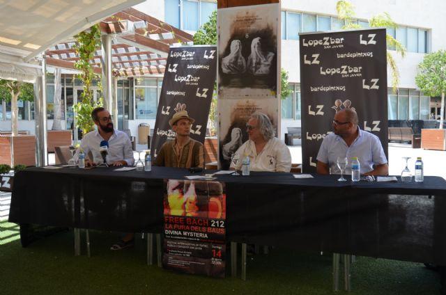 Festival Teatro San Javier. Domingo 14 de agosto. Free Bach 212 La Fura dels Baus y Divina Mysteria - 1, Foto 1