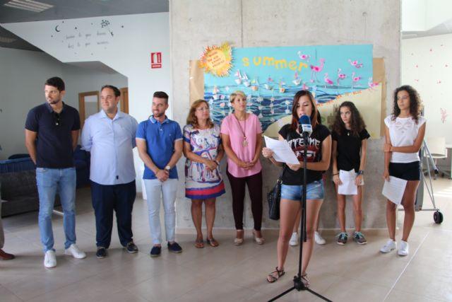 La Comunidad conmemora el Día Internacional de la Juventud en San Pedro del Pinatar - 1, Foto 1