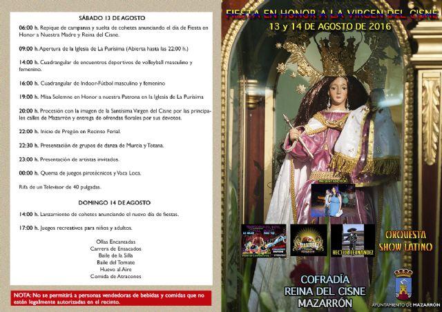 La comunidad ecuatoriana celebra sus fiestas en honor a la Virgen del Cisne, Foto 1
