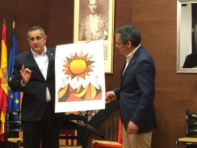 La Unión da la bienvenida a Asturias en el día que el Principado recibe el premio Castillete de Oro, Foto 1