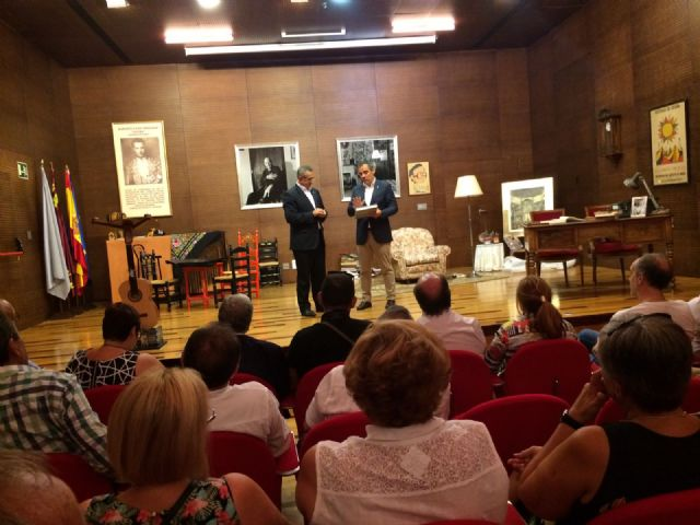 La Unión da la bienvenida a Asturias en el día que el Principado recibe el premio Castillete de Oro, Foto 4