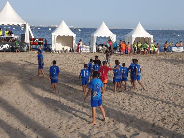 Éxitos deportivos de Pedro Acosta, Álvaro Lucas y C.D. Bala Azul Infantil, Foto 2