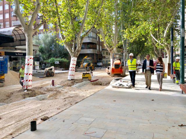 Avanzan las obras en el último tramo de Alfonso X, que reducirán el tráfico un 95% - 1, Foto 1