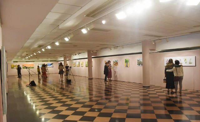 "The activity organized during the last year in the exhibition hall ""Gregorio Cebrián"" that more visitors registered was the ""Exhibition of Belenista Art"", with more than 5,500 records - 1"