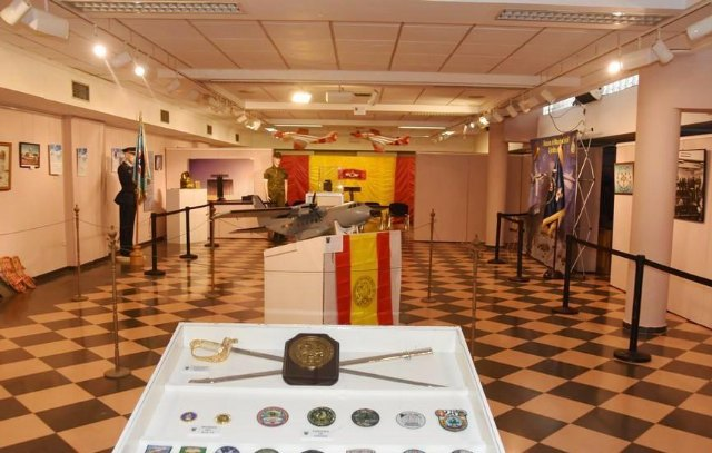 "The activity organized during the last year in the exhibition hall ""Gregorio Cebrián"" that more visitors registered was the ""Exhibition of Belenista Art"", with more than 5,500 records - 4"