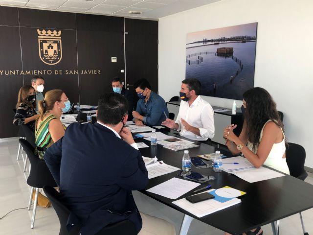 La Comunidad prevé la inversión de más de 122 millones para reducir la contaminación de las aguas pluviales en el entorno del Mar Menor - 1, Foto 1