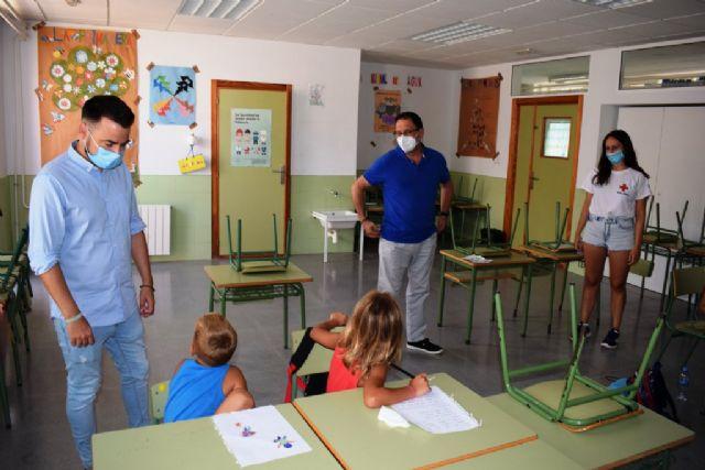 Más de cincuenta niños y niñas disfrutan de las Escuelas de Verano - 1, Foto 1