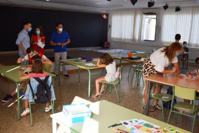 Más de cincuenta niños y niñas disfrutan de las Escuelas de Verano - 2, Foto 2