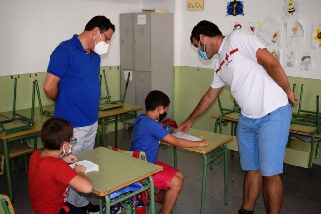 Más de cincuenta niños y niñas disfrutan de las Escuelas de Verano - 3, Foto 3