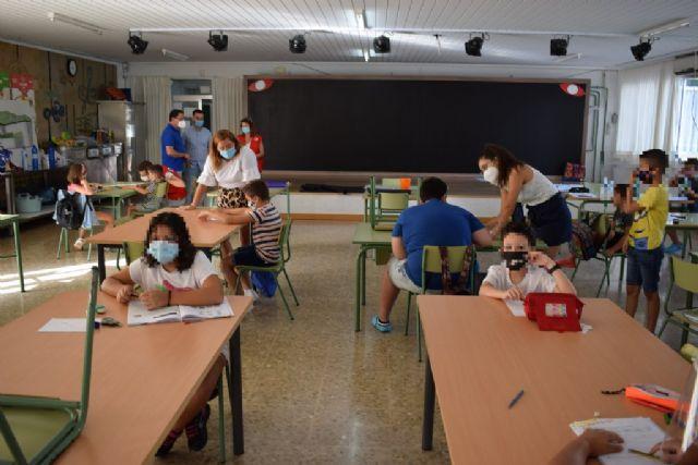 Más de cincuenta niños y niñas disfrutan de las Escuelas de Verano - 4, Foto 4