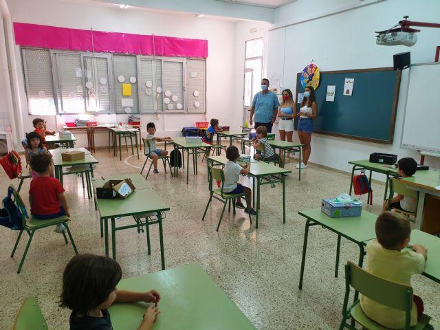 Más de un centenar de niños participa en grupos reducidos en los Talleres Multi Juegos por la Conciliación - 1, Foto 1