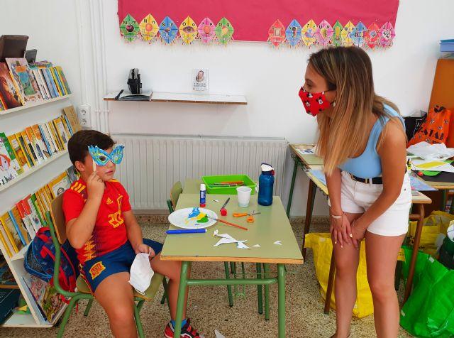 Más de un centenar de niños participa en grupos reducidos en los Talleres Multi Juegos por la Conciliación - 3, Foto 3