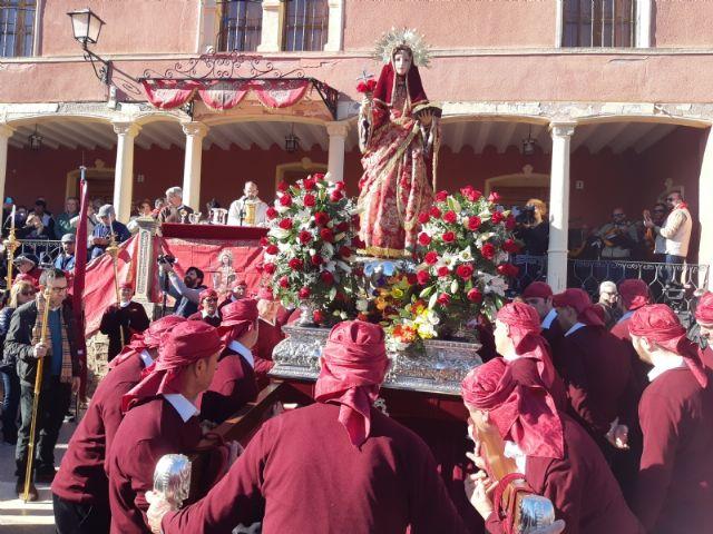 Aprueban la aportaci�n anual de 12.000 euros del Ayuntamiento de Totana a la Fundaci�n La Santa para colaborar en sus gastos de mantenimiento, Foto 3