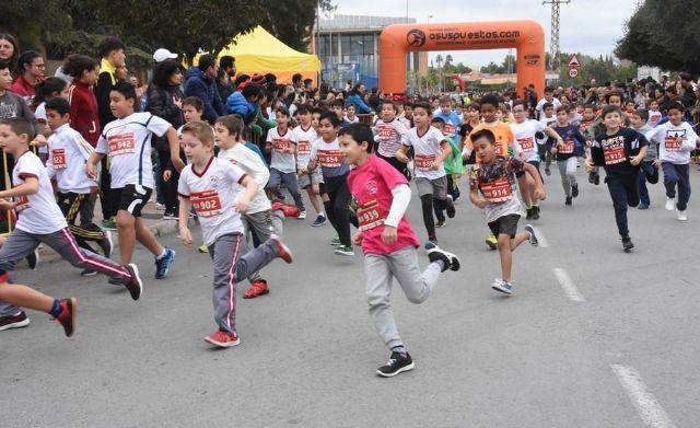 El Programa de Deporte Escolar 2019 /2020 ha contado con la participaci�n de 1.872 escolares de los diferentes centros de enseñanza de la localidad, Foto 2