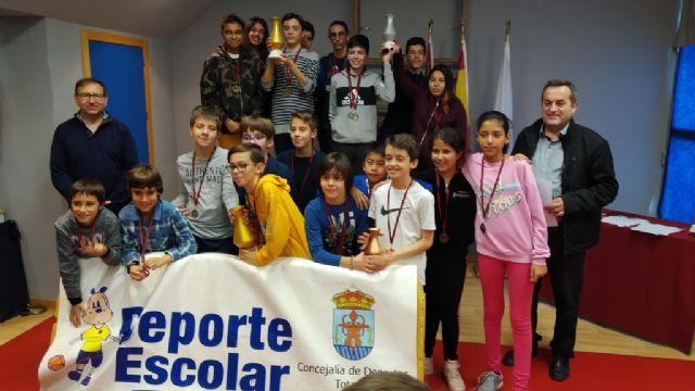 El Programa de Deporte Escolar 2019 /2020 ha contado con la participaci�n de 1.872 escolares de los diferentes centros de enseñanza de la localidad, Foto 6