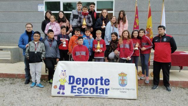 El Programa de Deporte Escolar 2019 /2020 ha contado con la participaci�n de 1.872 escolares de los diferentes centros de enseñanza de la localidad, Foto 8