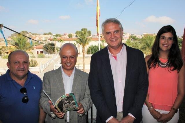 Hacienda acuerda con el Ayuntamiento de Albudeite su adhesión a la Administración electrónica - 1, Foto 1
