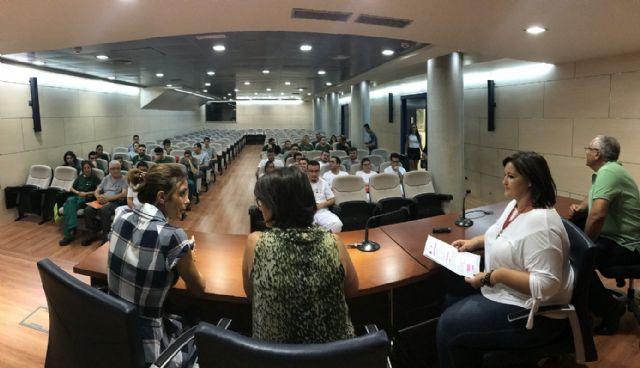 La Concejalía de Desarrollo Local pone en marcha el Programa Mixto de Empleo y Formación Flora del que se beneficiarán 32 lorquinos menores de 30 años - 1, Foto 1