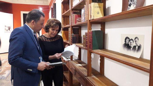 El Huerto Ruano acogerá una exposición homenaje al lorquino Antonio Pinilla Rambaud, cónsul de España en Perú entre 1919 y 1939 - 1, Foto 1