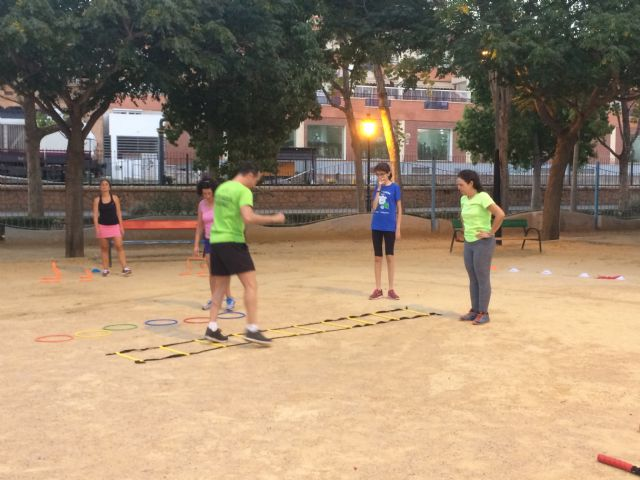 Vuelve el deporte más sano a los Juegos con los Lunes Saludables celebrados en el parque de las Alamedas - 1, Foto 1