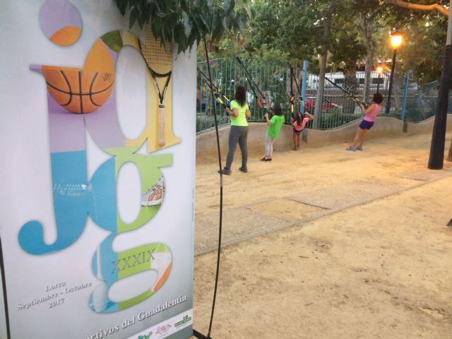 Vuelve el deporte más sano a los Juegos con los Lunes Saludables celebrados en el parque de las Alamedas - 2, Foto 2