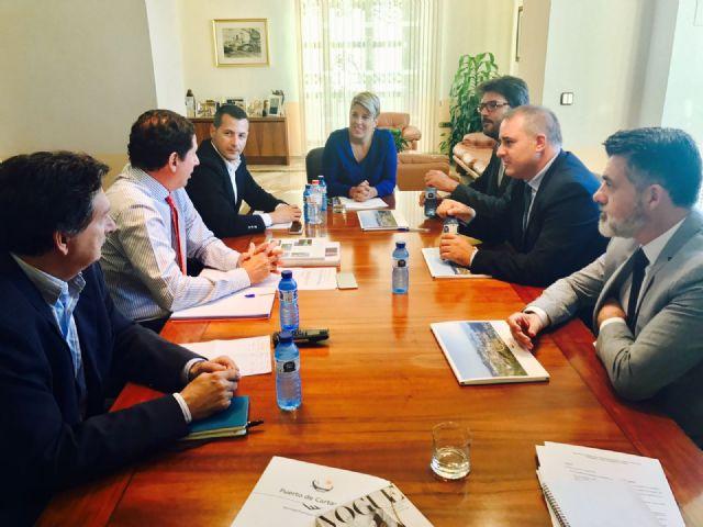 La Comunidad impulsará el Puerto de Cartagena para dinamizar el turismo, la cultura y el sector empresarial de la Región - 2, Foto 2