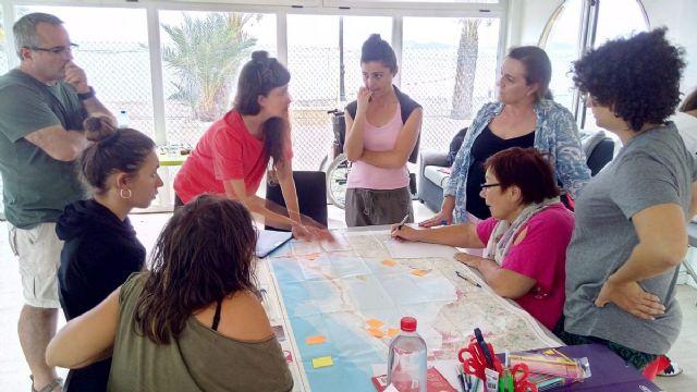 Comienza el curso de verano ´Mar Menor Lab. Arte y Ciencia para un paisaje en crisis´ - 1, Foto 1