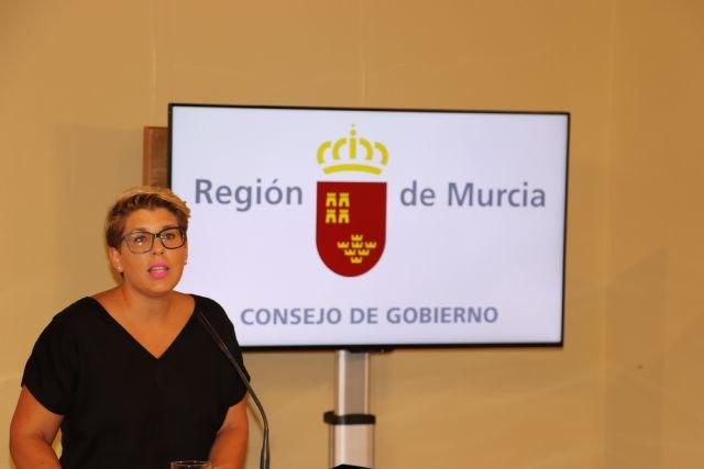 Referencia del Consejo de Gobierno 12/09/2018, Foto 1