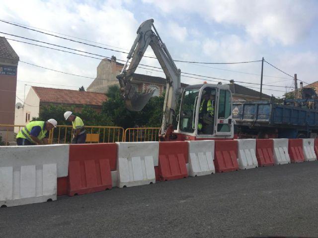 Cambiemos Murcia recuerda a Ballesta que las obras de la red de saneamiento en San Ginés aún no han finalizado - 2, Foto 2