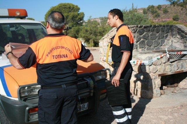 No se puede realizar ningún tipo de fuego en las barbacoas habilitadas en Sierra Espuña ni utilizar camping-gas para cocinar en el monte hasta octubre, Foto 1