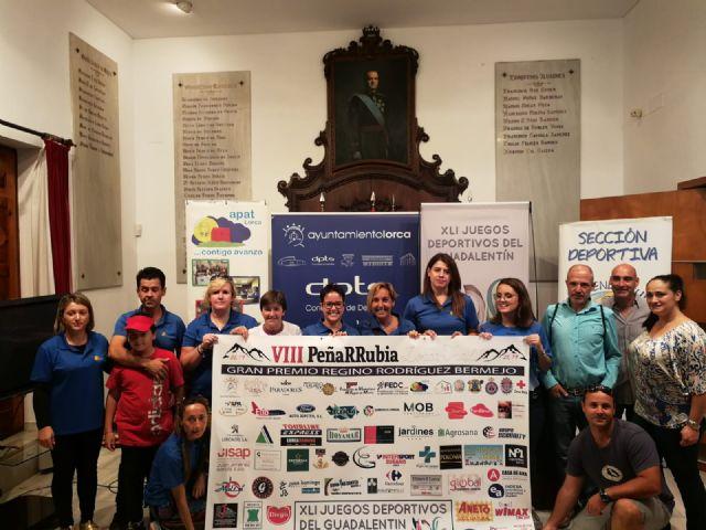La Peñarrubia Lorca Trail, una de las pruebas deportivas más solidarias, vuelve en su octava edición el próximo 15 de septiembre - 2, Foto 2