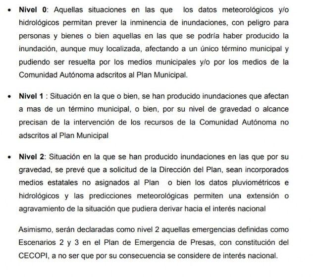 La dirección del Plan Inunmur activa el nivel 2 de la fase de emergencia y solicita al Estado la presencia en la Región de la UME, Foto 2